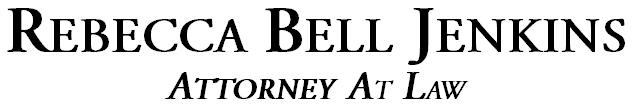 Rebecca Bell Jenkins | Attorney At Law